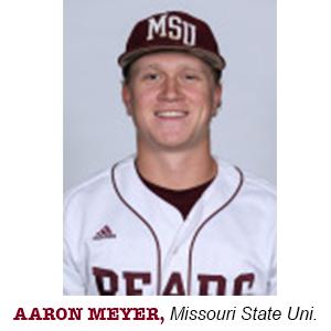 Aaron Meyer Missouri State