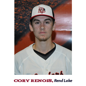 Cory Renois Rend Lake