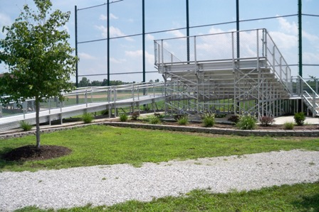 Baseball Field Landscaping
