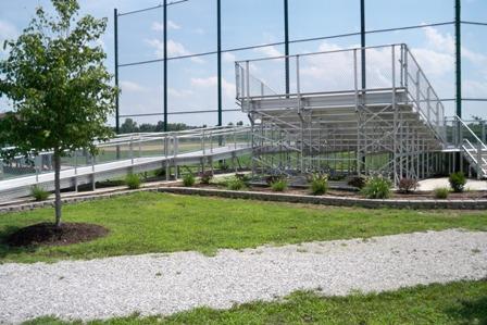 Baseball Field Landscaping