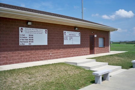 Concession Stand, Restrooms, Team Room