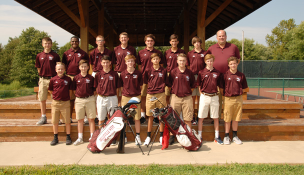 Boys-JV-Golf