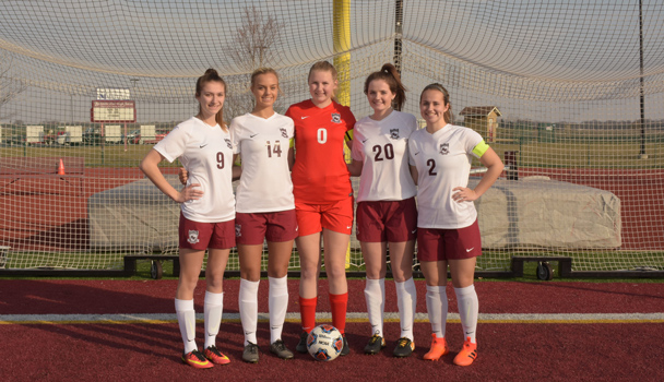 Senior Girls Soccer