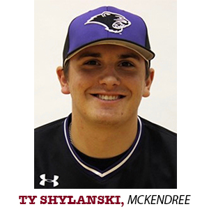 Ty Shylanski McKendree
