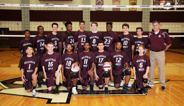 Boys Junior Varsity Volleyball