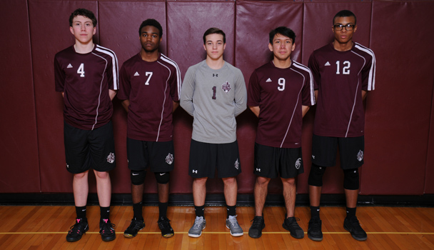 Boys Volleyball Seniors