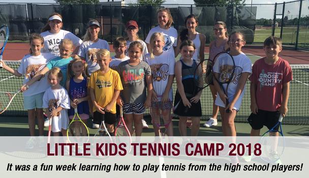 LittleKids-TennisCamp2018