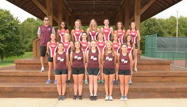 Girls Cross Country Team