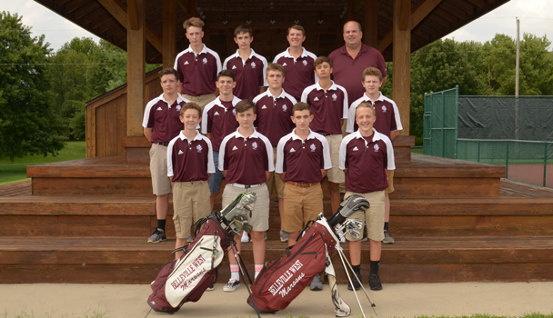 Boys Junior Varsity Golf