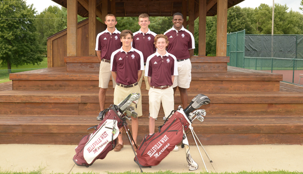 Senior Boys Golf