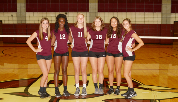 2018-2019 Senior Volleyball Girls