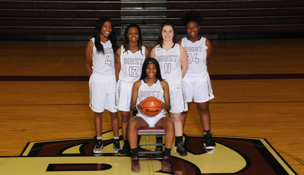 Senior Girls Basketball