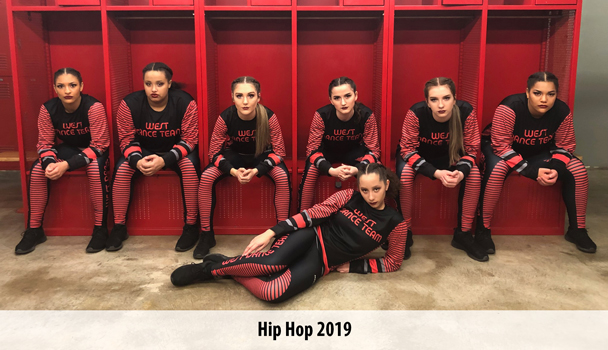 Hip Hop Dance 2019