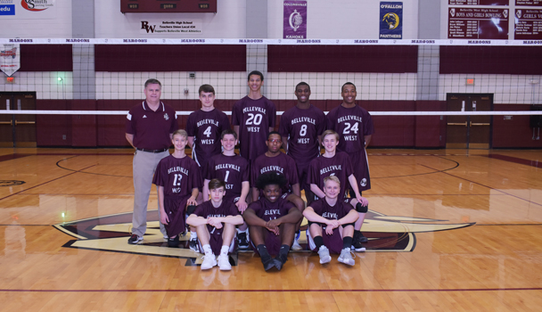 Boys JV Volleyball