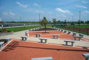 Maroon Plaza