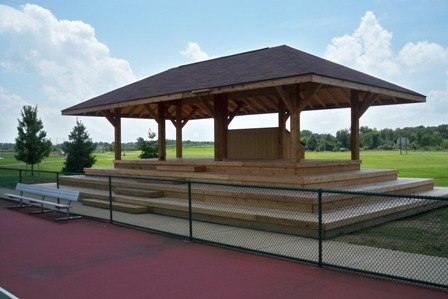 Tennis Pavilion