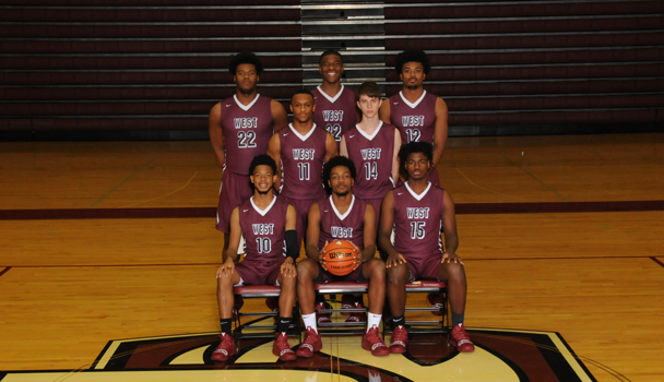 Boys Senior Basketball Players