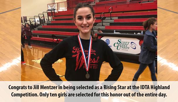 Jill Mentzer Rising Star Award