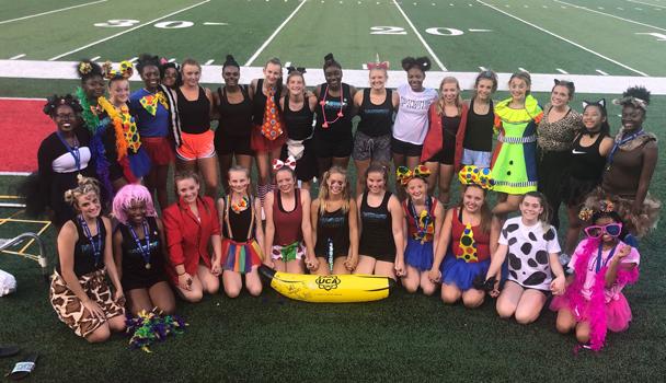 Football Cheer Team