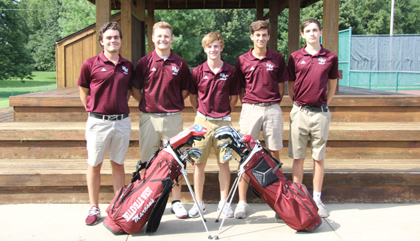Boys Golf Seniors