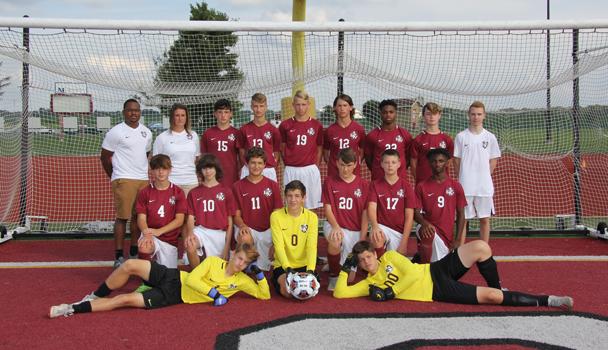 Boys JV Soccer Team