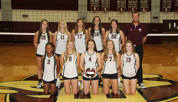 Girls JV Volleyball Team