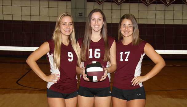 Girls Volleyball Seniors