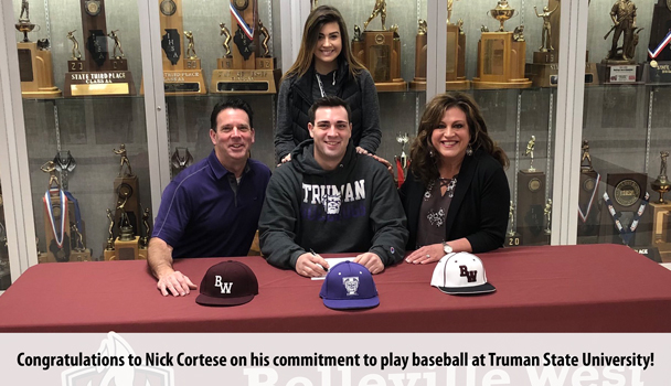 College Signing Nick Cortese