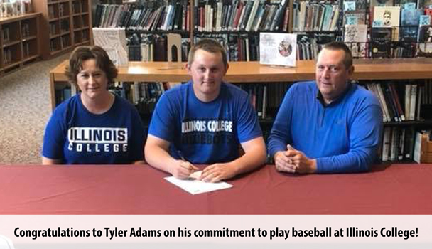 College Signing Tyler Adams
