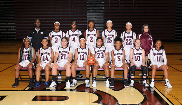 Freshman Girls Basketball Team