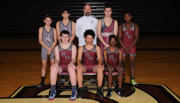 Freshman Wrestling Team