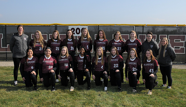 JV Softball 2020