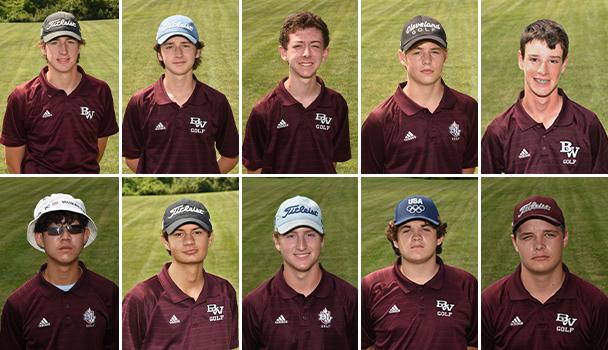 Boys Varsity Golf