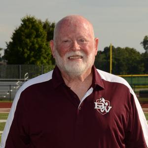 Assistant Coach Bill McCloskey