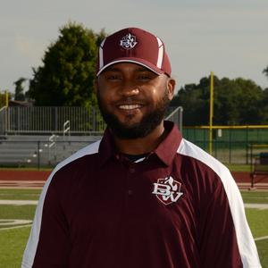Assistant Coach Chris Royal
