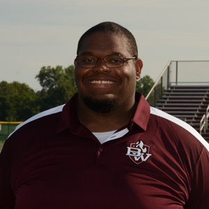Assistant Coach Jeff Brown