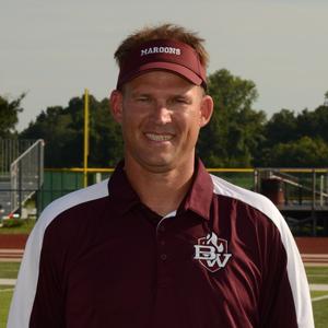 Assistant Coach Kris Stephens