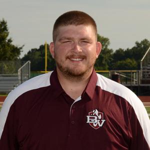 Assistant Coach Ross Dosier