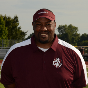 Head Coach Jason Wells